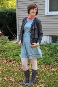 Modern School Girl