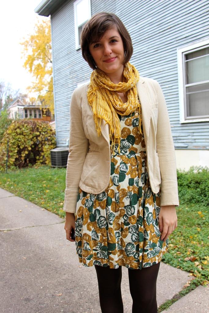 Mixed Autumn Patterns