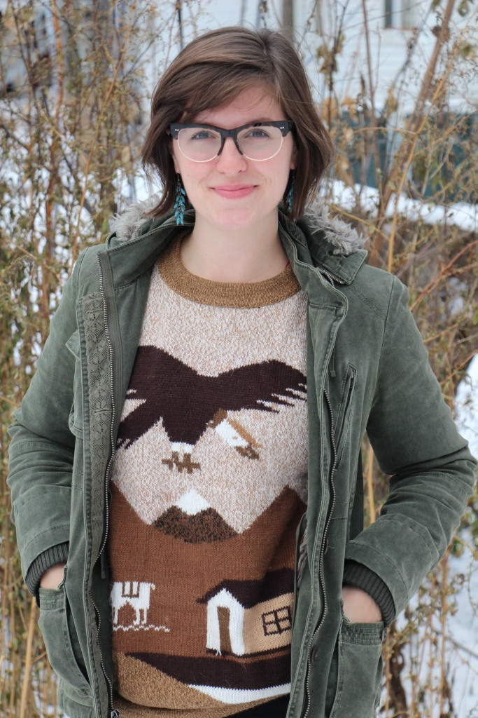 Bolivian Sweater