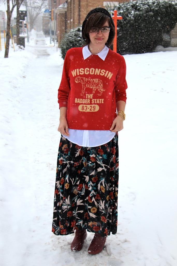 Maxis & Sweatshirts
