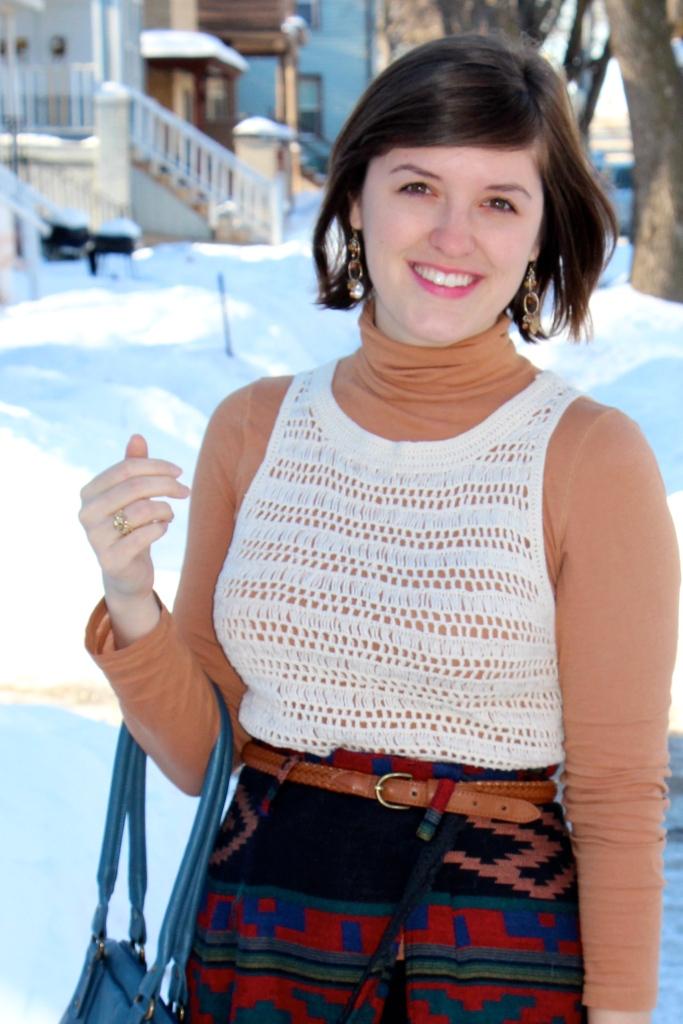 Vintage Pendleton Skirt