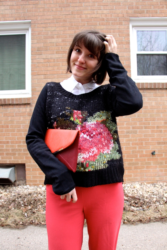 Thrift Style Thursday: Pretty in Pink