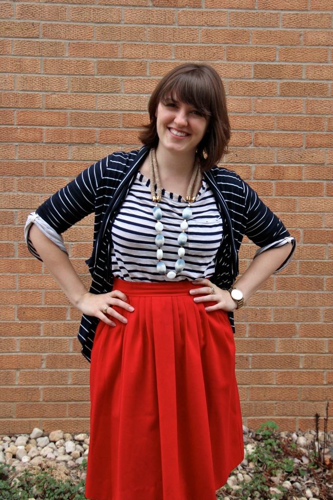 Thrift Style Thursday: Nautical