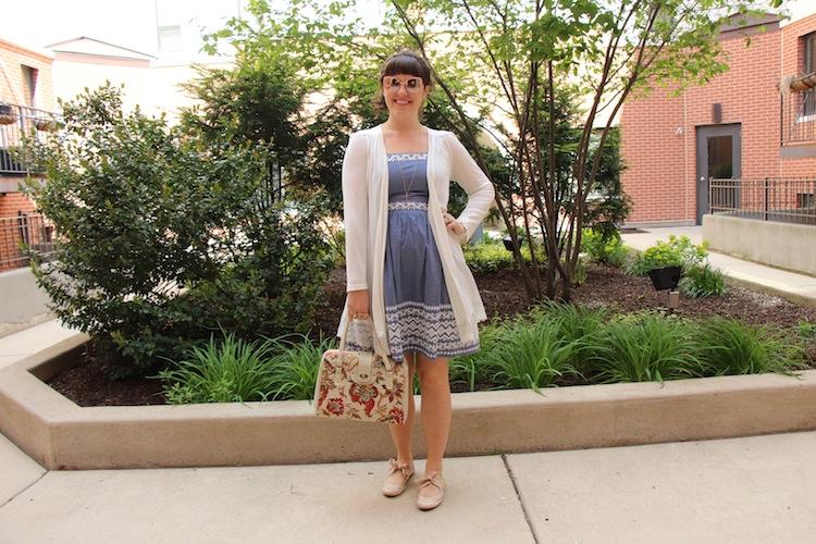 summer babydoll dress