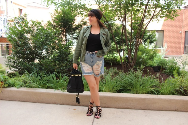summer grunge outfit