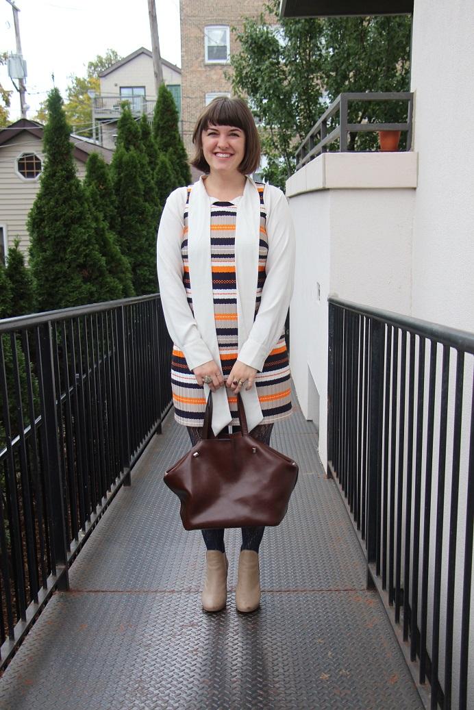 sixties-mod-vintage-dress-stripe
