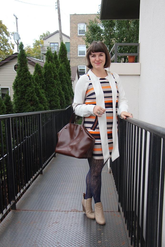 stripe-dress-thrifted